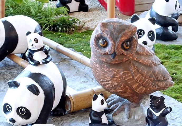 12 1600熊貓世界之旅-SOGO復興館日式庭園