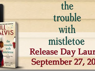 Spotlight: The Trouble With Mistletoe (Heartbreaker Bay #2) by Jill Shalvis + Teaser, Excerpt, and GIVEAWAY