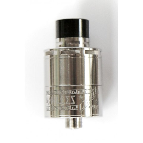 atomizer achilles full titanium thumb%255B2%255D - 【RDA】 ACHILLES dual RDA by Titanium Mods (アキレスデュアルRDA)レビュー。アキレスIIのデュアルビルド対応バージョン!チタン製で軽量・爆煙・味良し