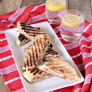 Bacon, Cheddar, and Apple Panini Bites Recipe