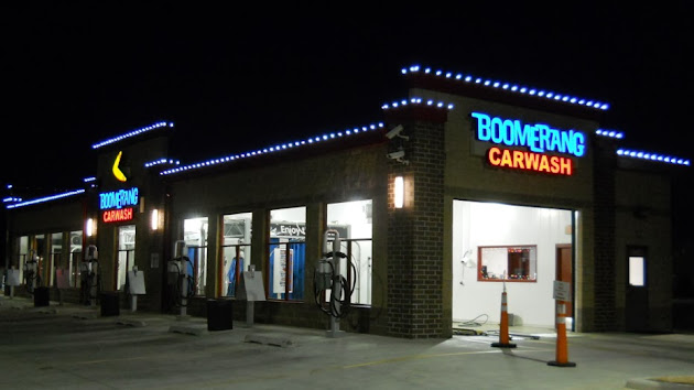 Boomerang Car Wash Broken Arrow
