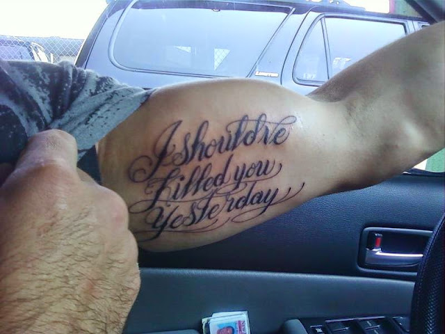 100 best inner biceps tattoos designs and ideas for Inner arm tattoos quotes
