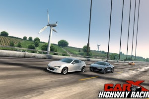 CarX Highway Racing v1.52.2 (Unlimited money) Full Apk Mod+Obb For Android