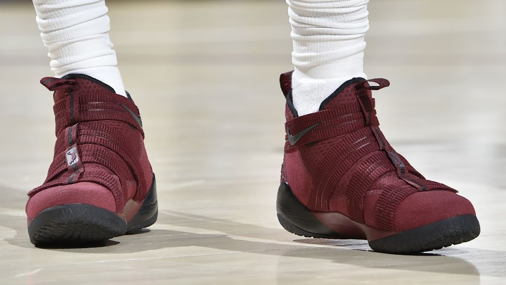 0efd09cc113 ... LeBron James Debuts New Nike Soldier 11 PE in Cavs Win