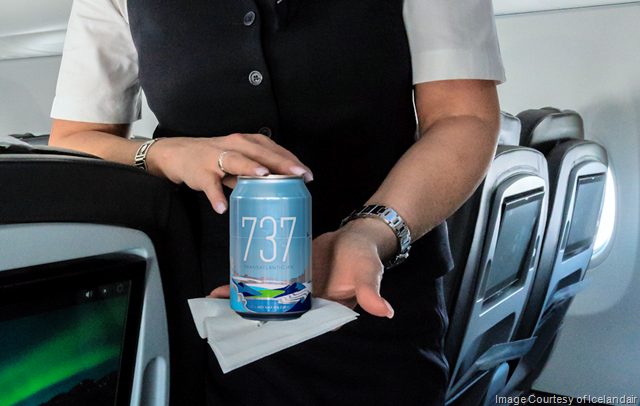 Icelandair Introduces New IPA
