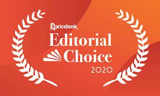 Pricebook Editorial Choice