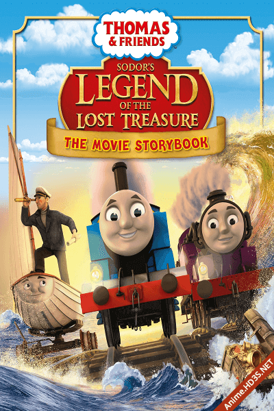 Thomas & Friends Sodor's Legend Of The Lost Treasure