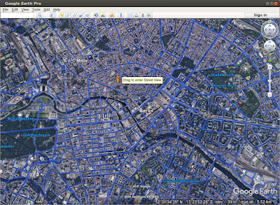 Previous street views no longer showing after upgrading to Google