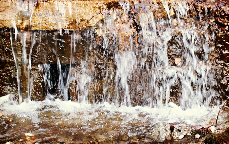 cascada valea spumoasa bucegi