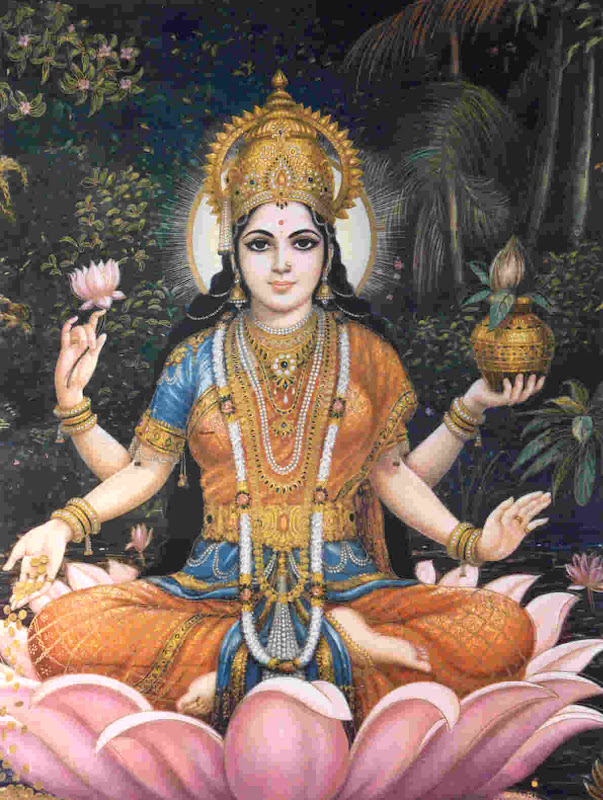 Lakshmi Forest, Goddesses