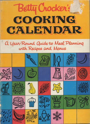 Betty Crocker Cooking Calendar