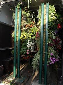 foire exposition marseille murs végétal transportable(destinés à la location pour divers évènements)