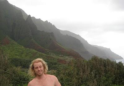 Tyler Durden Pua Kauai, Tyler Durden