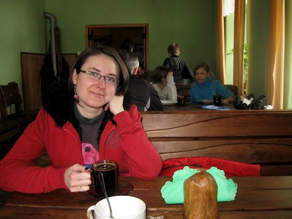 schronisko Orle - upragniona kawa