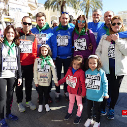 I Carrera Solidaria Plena Inclusión