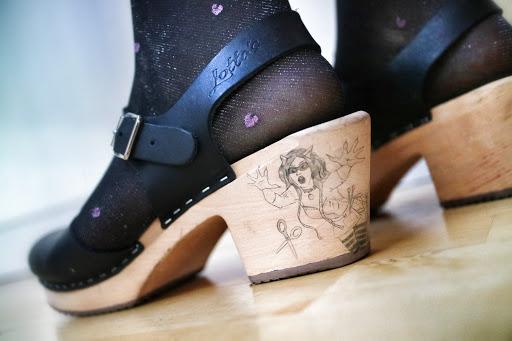 Tattoo Shoes