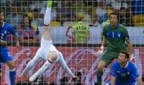 Goles Inglaterra Italia EURO2012 24 Junio