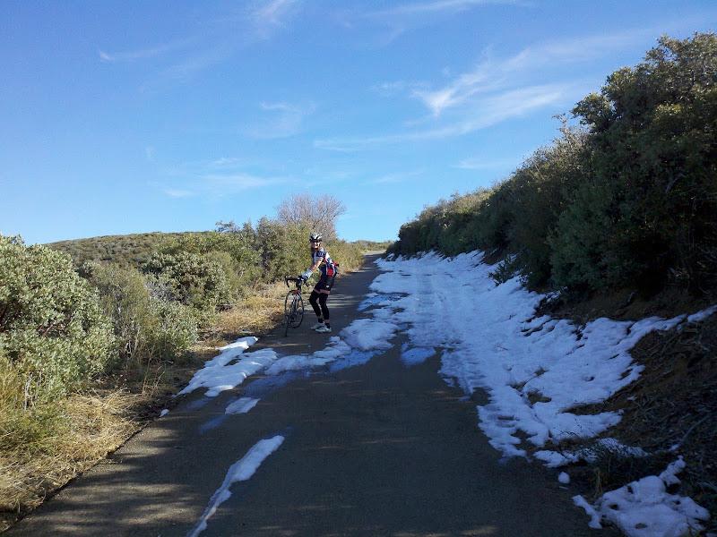 San Diego Christmas Ride • Pine Creek Road