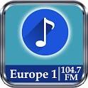 Radio Europe 1 Fm 104.7 Écouter Radio En Ligne Fm icon