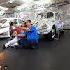 Selfi mit Herbie