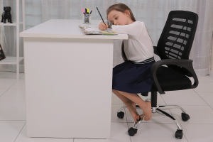 ERGONOMIC STUDY DESK - SUNPERRY KIDS (6)