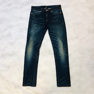 *SALE* A. P. C. Distressed Jeans 26x30