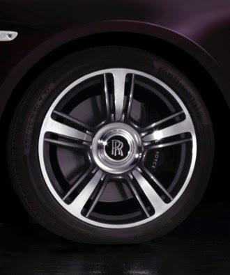 Rolls-Royce Ghost V-Specification Wheel