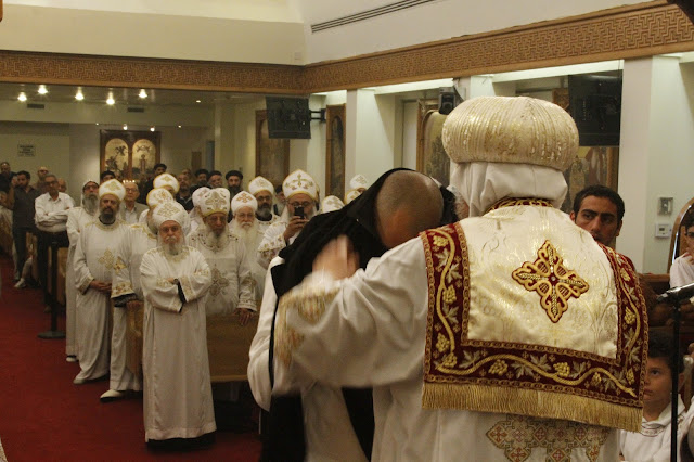 Clergy Meeting - St Mark Church - June 2016 - _MG_1701.JPG
