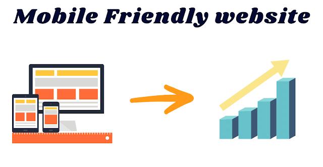 Mobile Friendly website in 2021