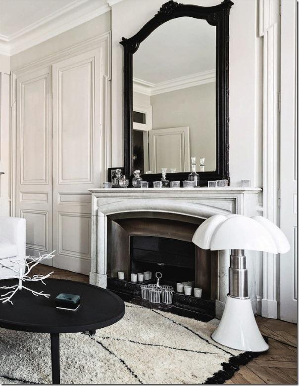 case-e-interni-bianco-nero-chic-francese-appartamento-4b
