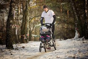 Wieliszewski Crossing 2015 - zima (1 lutego 2015)