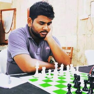 Neelabh Borthakur online chess