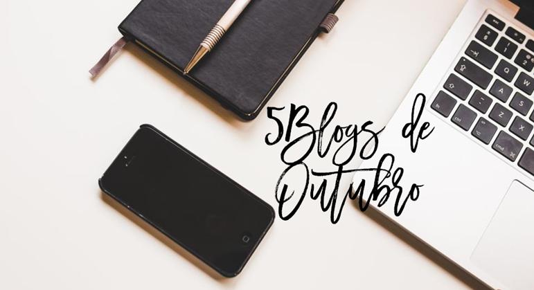 5Blogs de Outubro