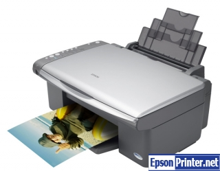 Download Epson CX4100 resetter software