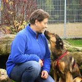 Gisela mit Maya