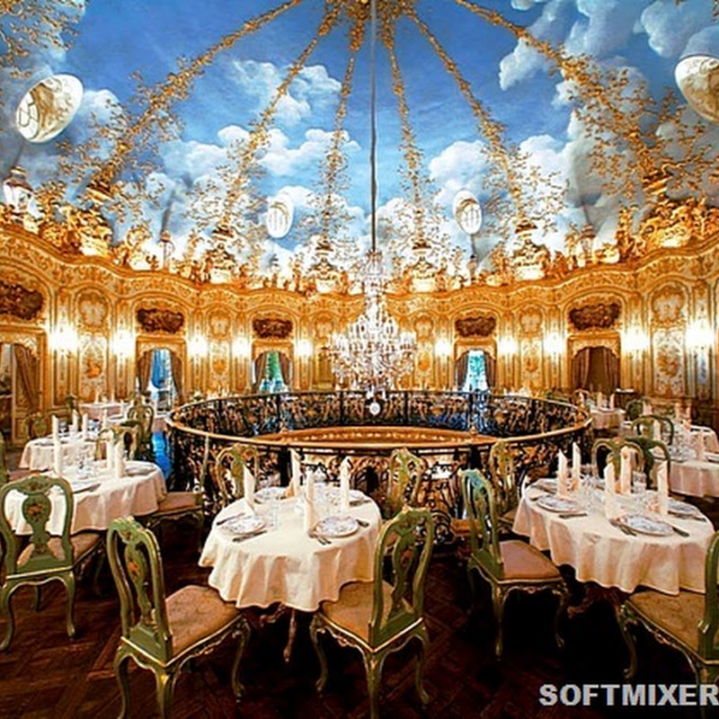 Самые необычные рестораны России