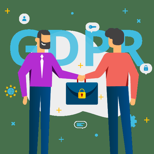 InviteReferrals use GDPR privacy policy as a Retailer