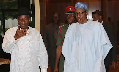 Buhari congratulates Jonathan at 60