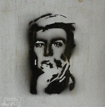 Canvas 3 luik David Bowie 2