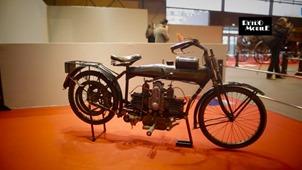 musée de Compiègne 3 moto Terrot prototype