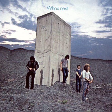 1971 - Who's Next - The Who