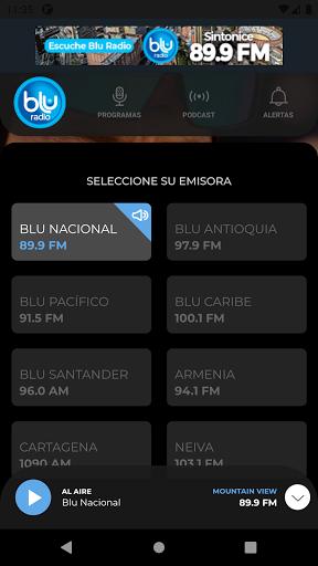 BLU Radio 5.6.8 screenshots 2