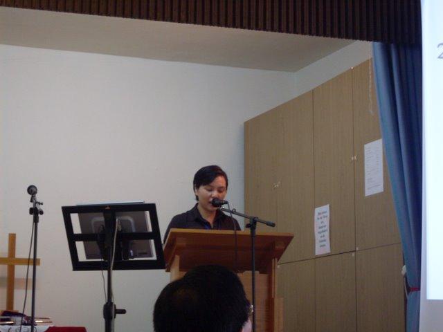 2009年中文教育班成绩发放