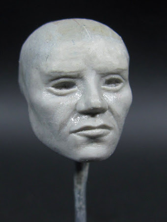 Modelado de la cabeza en proceso
