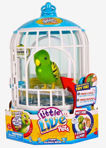 2014 Hot Toys Little Live Pets Bird Cage