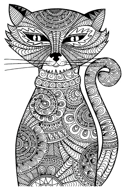 Free Coloring Pages For Adults And Children