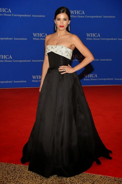 Jenna Dewan-Tatum attends the 101st Annual White House