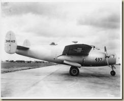 42-48413 Fairchild AT-21-MM McDonnell Built