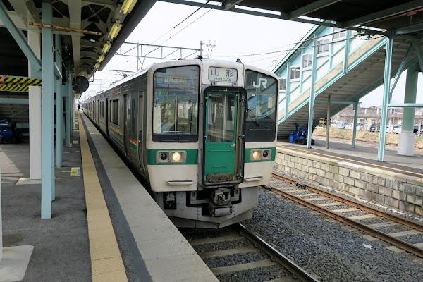 赤湯駅 山形線
