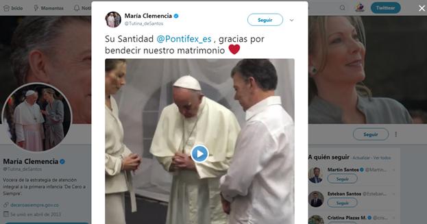 Matrimonio Catolico No Registrado Colombia : Voto católico colombia bendijo el papa francisco
